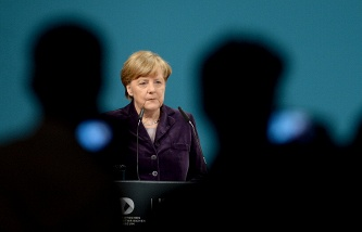 Putin discussed with Merkel the situation in Ukraine
