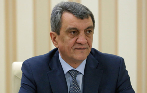 The legislative Assembly of Sevastopol Menyailo offered to resign