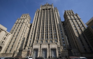 The Russian foreign Ministry: any intervention in Syria would be illegal