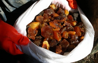 Kaliningrad amber factory in 2015 increased its net profit by more than 16 times