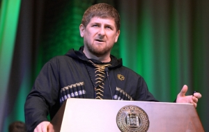 Sands doesn't know whether Kadyrov acting President of Chechnya before the elections after the termination of office of