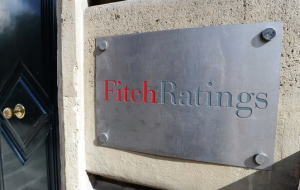 Fitch has lowered its forecast for Russia's GDP in 2016