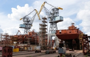 "Appointed the new General Director of shipyard ""Yantar"""
