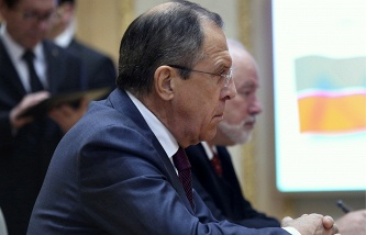Lavrov: Russia and Algeria in March to discuss the possible construction of the nuclear power plants of Russian design