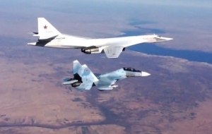 Russian aircraft with 10 to 16 February attacked almost 1.6 thousand objects of militants in Syria