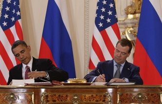 Academician Arbatov: the Prague agreement, we remain a nuclear superpower equal to the US