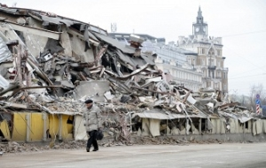 """Lawyer: among demolished in Moscow of objects of the """"squatter"""" was a branch of a major Bank"""