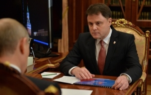 Neverov: the purpose Dyumin will give the Tula region a new momentum to the development of