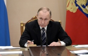 Putin ahead of schedule stopped powers of the Governor of TRANS-Baikal region Konstantin Ilkovsky