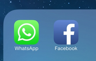 The number of users of Whatsapp messenger has over 1 billion people