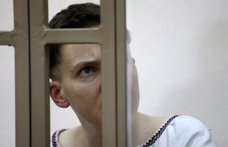 Lawyer: the public prosecution called on the trial in the case Savchenko astronomer