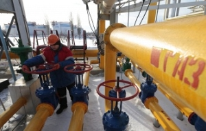 """Gazprom"" in 2015, reduced supplies to the domestic market"
