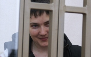 Savchenko appealed to Pamfilova because of the refusal of the court to attach to the case materials of Ukrainian