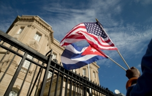 The U.S. and Cuba signed an agreement to restore direct air links