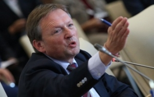 "Business Ombudsman Titov elected Chairman of the party ""Right cause"""