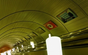 Competition for advertising in the Moscow metro will be announced in February