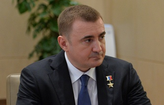 The acting head of the Tula region promises to develop social and defense projects