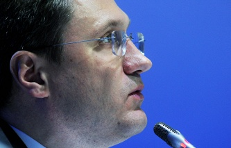 Novak: Russia will not increase oil production in 2016