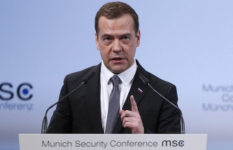 Medvedev: the work of the President and Prime Minister is a constant drive