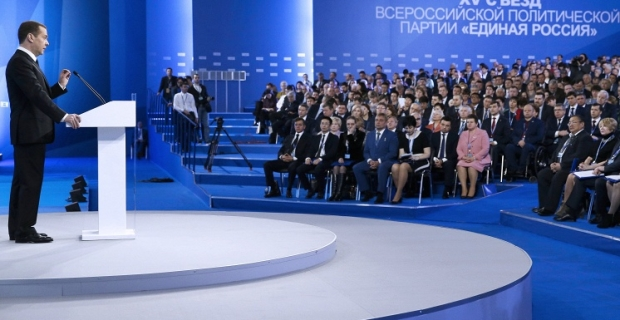 Medvedev offered for three years to save a single tax on imputed income