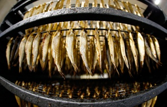 """The Astrakhan region has started the production of the analogue of the """"Riga sprats"""""""