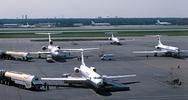 """""""Novaport"""" interested in buying the airports of Irkutsk and Omsk"""
