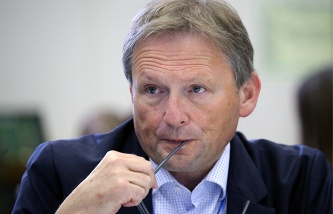 "Business Ombudsman Titov at the Congress will be headed by ""the Right thing"" and will start its rebranding"