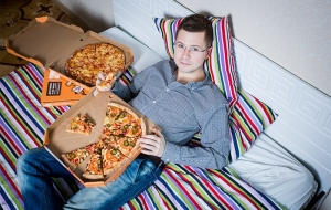 Russian pizza chain will be released to the US market