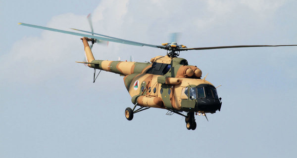 """""""Helicopters of Russia"""" has completed a contract to supply to India Mi-17V-5"""