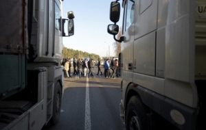The Minister of infrastructure of Ukraine: the Russian blockade of transport in the country