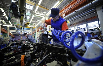 The industrial development Foundation decapitalizing 20 billion rubles