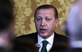"""Klintsevich: Erdogan talks with the U.S. """"in a tone of angry and spoiled child"""""""