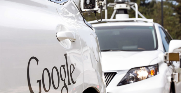 Artificial intelligence in unmanned vehicles Google has acknowledged a driver