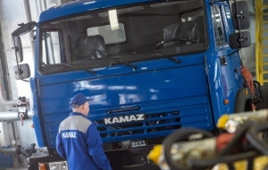 Putin: the state supports and will continue to support KAMAZ in the future