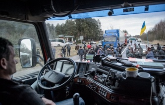 Ministry: Ukraine more than Russia is interested in the unhindered transit of trucks