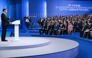 Medvedev: the government will not cut social obligations