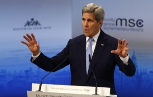 Pushkov thinks that the Kerry approach to the Minsk agreement gets us nowhere