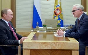 Putin suggested that the business meet regularly with police officers