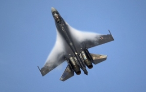 Rogozin praised the fighting qualities placed in Syria of Russian fighters su-35