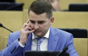Krasheninnikov called strange the idea of prison term policies for foreign funding