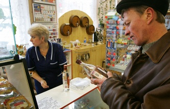 Valuev called strange initiative to ban to restrict the sale of alcohol in the regions