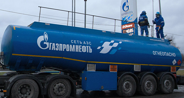 """Gazprom Neft"" has no plans in 2016 to large purchases the gas station"