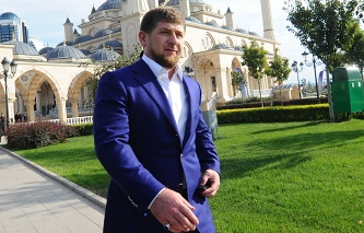 Kadyrov asks you not to hold shares for the extension of his powers