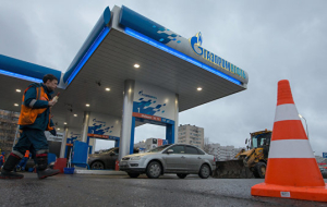 """Gazprom Neft"" is upgrading 60 stations in Moscow and the Central Federal district in automatic"