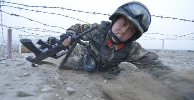 China will increase military spending to 8%