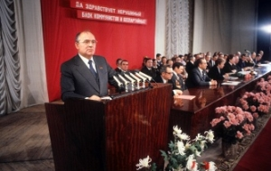 Mikhail Gorbachev celebrates its 85th anniversary