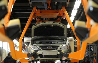 """AVTOVAZ"" has started production called ""Frets priors"""