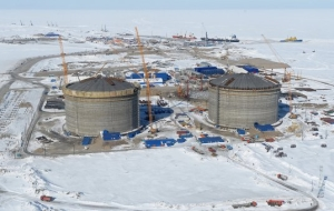 Novak and Michelson discussed the project financing for Yamal LNG