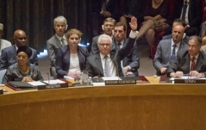 Churkin: the veto is the cornerstone of the whole architecture of the UN