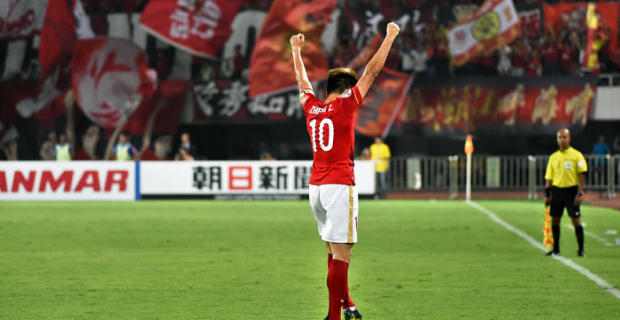 """Guangzhou Evergrande"" after IPO has become the most expensive football club"